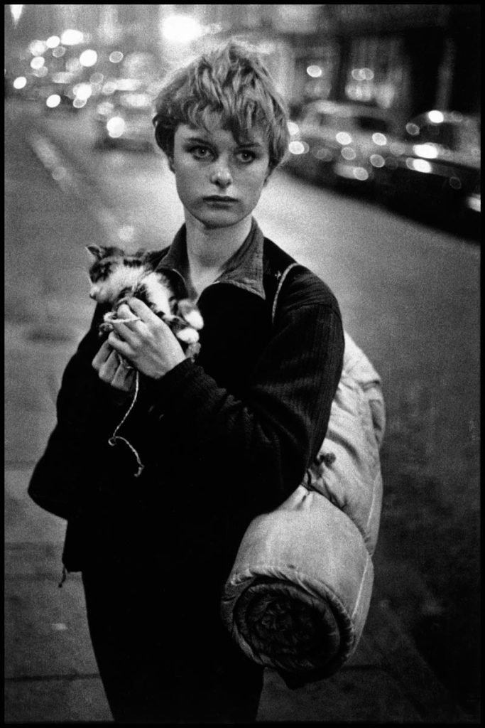 Davidson Bruce : photographer