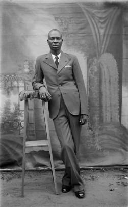 Chief Gaius Obaseki. (Chief Solomon Osagie Alonge, Ideal Photo Studio, Benin City, Nigeria)