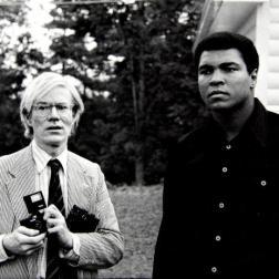 Ali and Warhol