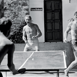 Newman & Redford, Mexico, 1968