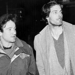 Sigh... Robin Williams and Christopher Reeve! Gone too soon.