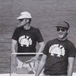 Hunter S. Thompson and Bill Murray