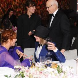 My fave of the modern ones!Florence Welch and Diane Keaton