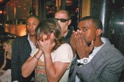 Pharrell Williams, Guy-Manuel de Homem-Christo & Thomas Bangalter (Daft Punk) and Kanye West