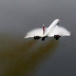 Although the Concorde fleet returned to service in late 2001, the business never recovered.