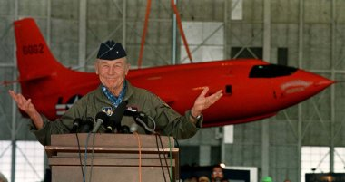 As soon as Chuck Yeager crossed the sound barrier in 1947, commercial aviation companies set into motion plans to take passengers past Mach 1.