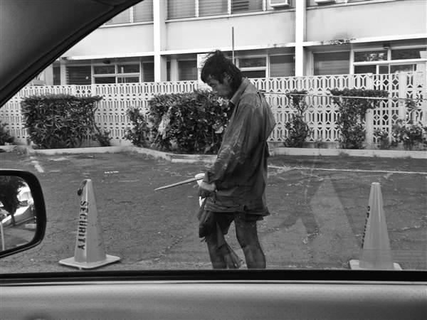 """Photo courtesy of Diana Kim, """"The Homeless Paradise."""""""