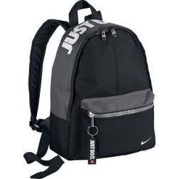 Owning a tiny Nike Just Do it bag, Just pretty fucking impractical if you want to carry anything larger than a maths book.
