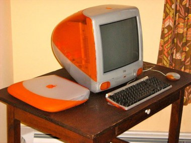 1. You probably didn't own a computer. If you did, it looked like this and weighed a ton.