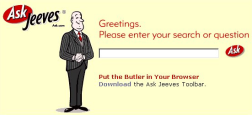 4. Not that you necessarily needed technology for your work. Wikipedia didn't exist, and Ask Jeeves was no help at all.