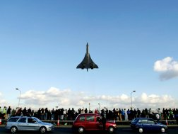 For many, the end of the Concorde represented not just the end of an era, but also a step backward for mankind. We no longer cross the Atlantic a twice the speed of sound. And we may never again.