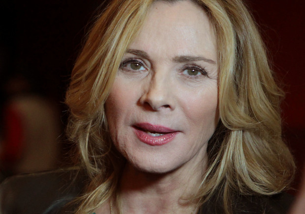 Kim Cattrall's poignant, spot-on response to those still asking why ...