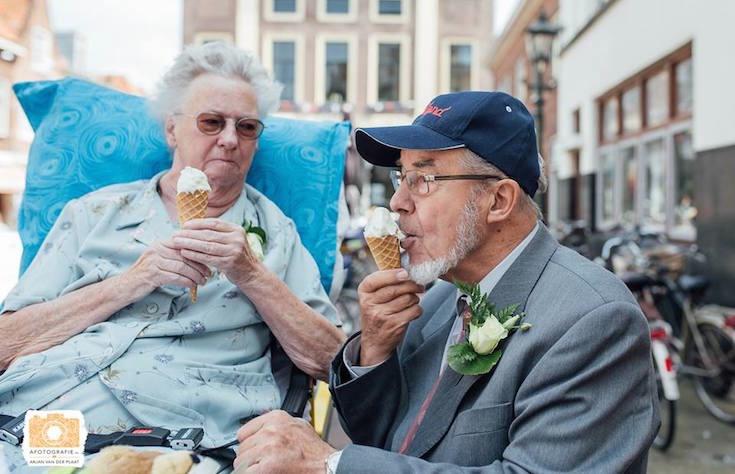 """""""To enjoy a delicious ice cream cone."""""""