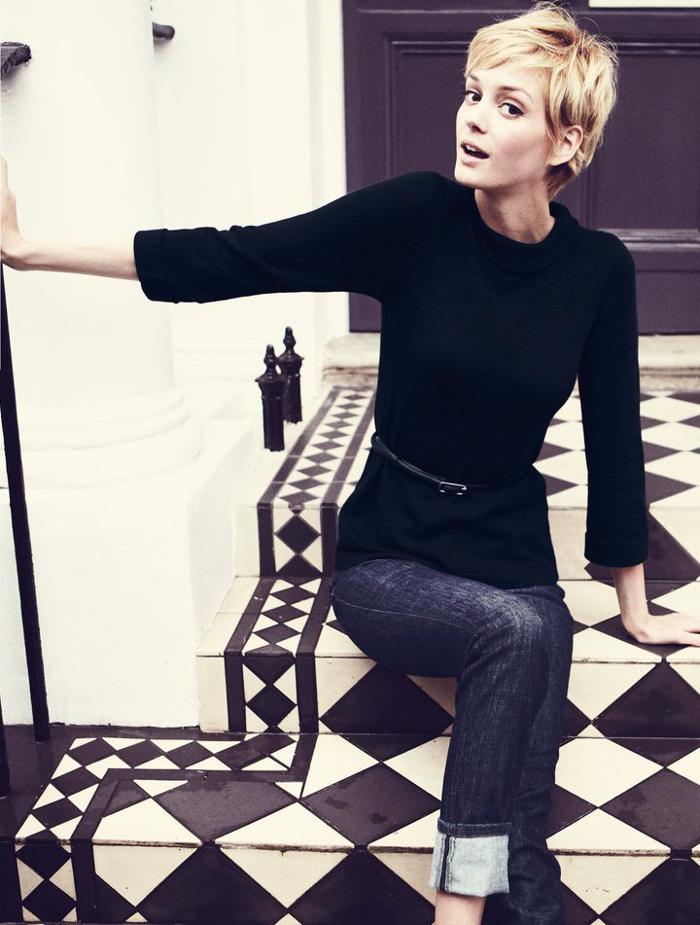 Noreen Carmody for Boden catalogue (Fall-Winter 2012) photo shoot