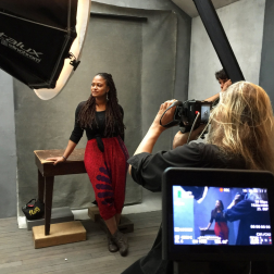 Photo: Courtesy of Annie Leibovitz Studio Ava Duvernay