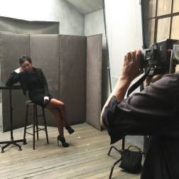 Photo: Courtesy of Annie Leibovitz Studio Mellody Hobson