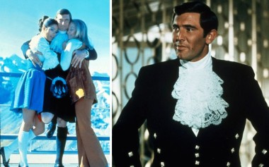 "6. George Lazenby The Australian has always been something of a paradox. On one hand, his sole adventure as James Bond – 1969's On Her Majesty's Secret Service – remains one of the most thrilling of the entire franchise. But this is due to the suitably crazy crop-wrecking plot, director Peter Hunt's gorgeously shot ski chases, and Bond girl Diana Rigg's cheekbones. Lazenby himself filled out a dress shirt well, had a certain athleticism about him, and handled that famous final scene with surprising tenderness. Beyond that, though, the former star of the ""Big Fry"" chocolate adverts felt like an awful-sounding temporary stand-in for the real thing. Picture: REX FEATURES"