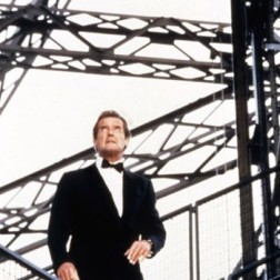 The fact is is that several of Moore's films – the first four in particular – remain among the most helplessly, ridiculously enjoyable in the entire series. Yes, by the time of 1985's A View to a Kill (above), he looked more like an over-fed stockbroker than a lean, mean fighting machine. But, for those earlier efforts, you can forgive him a lot. Picture: REX